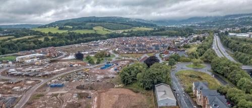 Taylor Wimpey, Rogerstone